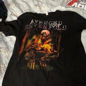 Avenged Sevenfold Large Shirt